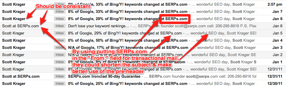 serps.com from subject pre header 5 Rules for SaaS Email Marketing and Transactional Messages