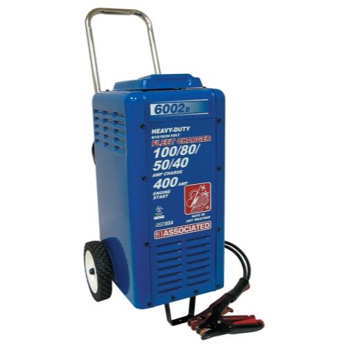 Associated Equipment Equipment 6/12/18/24V Battery Charger - ASO6002B