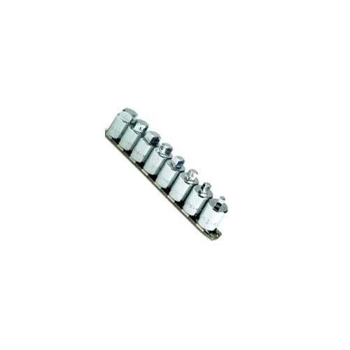 "S K Tools Tools 8 Piece 1/2"" Drive Male Pipe Plug Socket Set - SKT19798 at Sears.com"