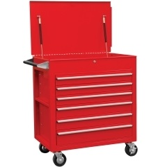 Sunex Full Drawer Professional Duty Cart-Red - SUN8057 at Sears.com