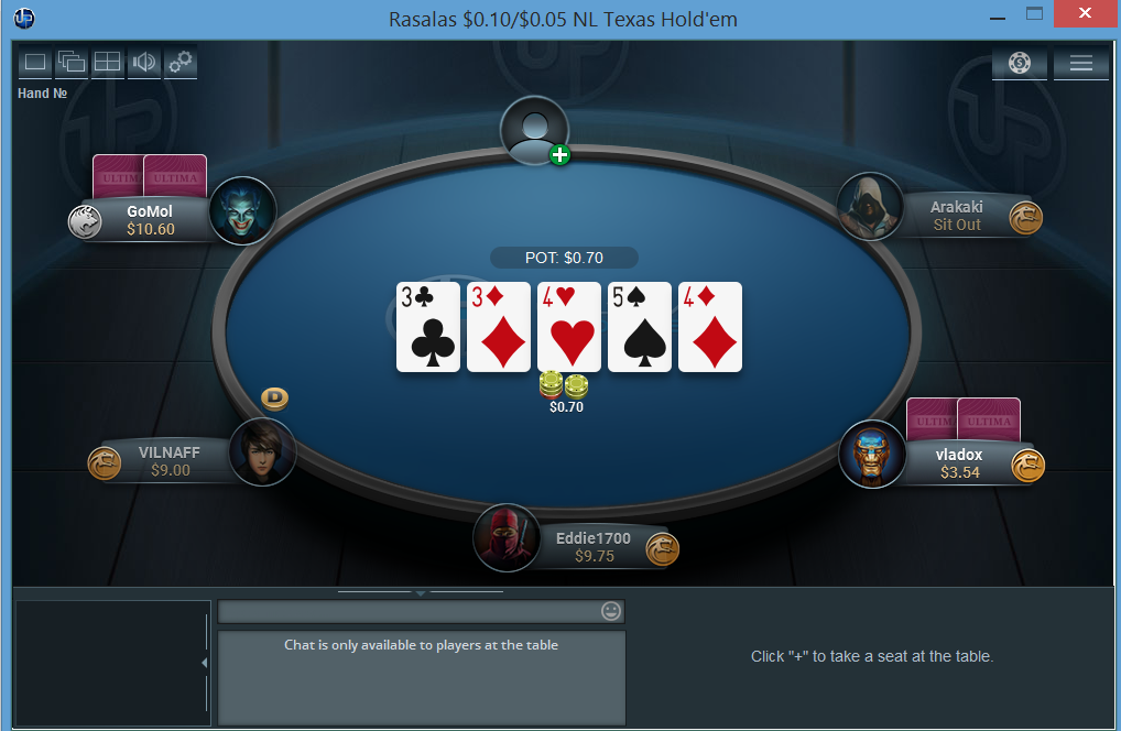 Ultima Poker Launches New Standalone Site