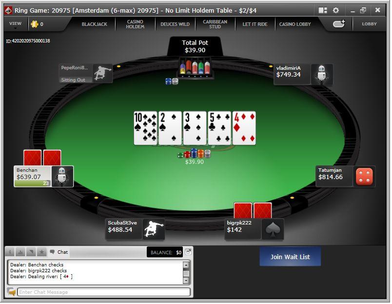 Jetztspielen.Ws Poker
