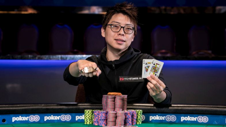 Joseph Subiime Cheong Wins WSOP $1k Double Stack No-Limit Hold'em For $687,782