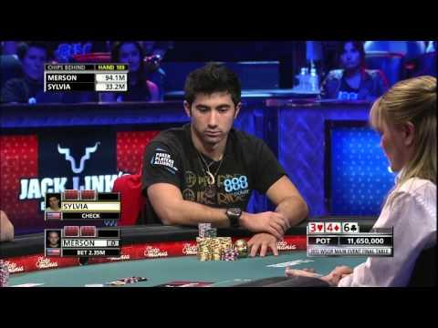 WSOP 2012 Final Table - Part 4