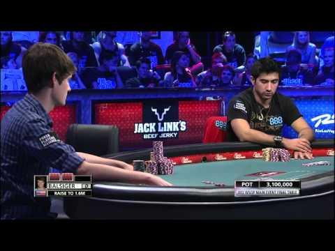 WSOP 2012 Final Table - Part 5