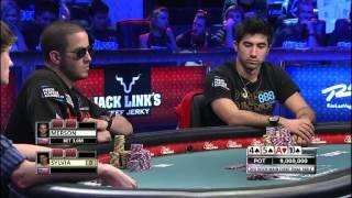 WSOP 2012 Final Table - Part 6