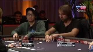 WSOPE 2012 Main Event - Part 1/2