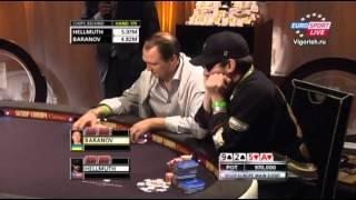 WSOPE 2012 Main Event - Part 2/2
