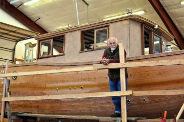 carl chamberlin, basic boats
