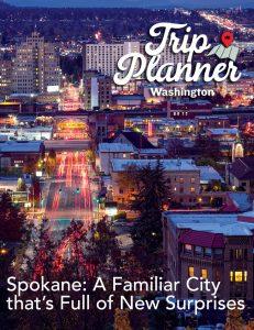 Spokane Trip Planner
