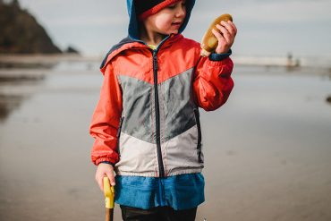 Razor Clams on the Washington Coast