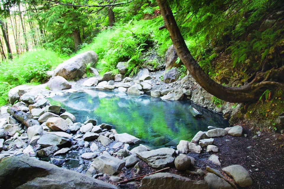 Camping Toilet Gamma : Washingtons five best hot springs 1889 magazine