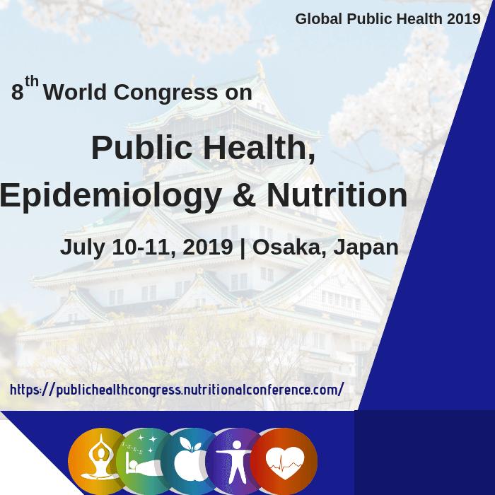 8th World Congress on Public Health, Epidemiology & Nutrition