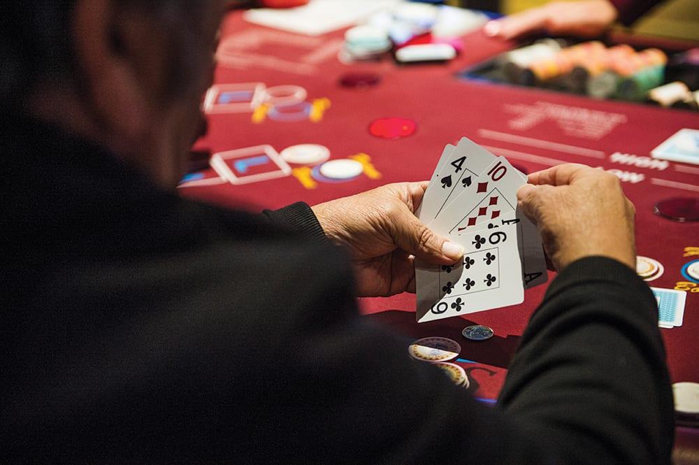 Washington casino