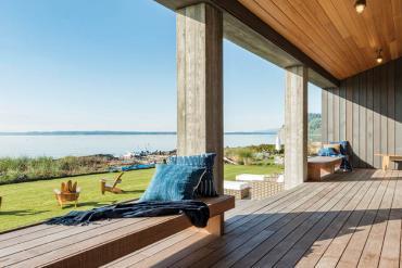 Coastal Cool Home