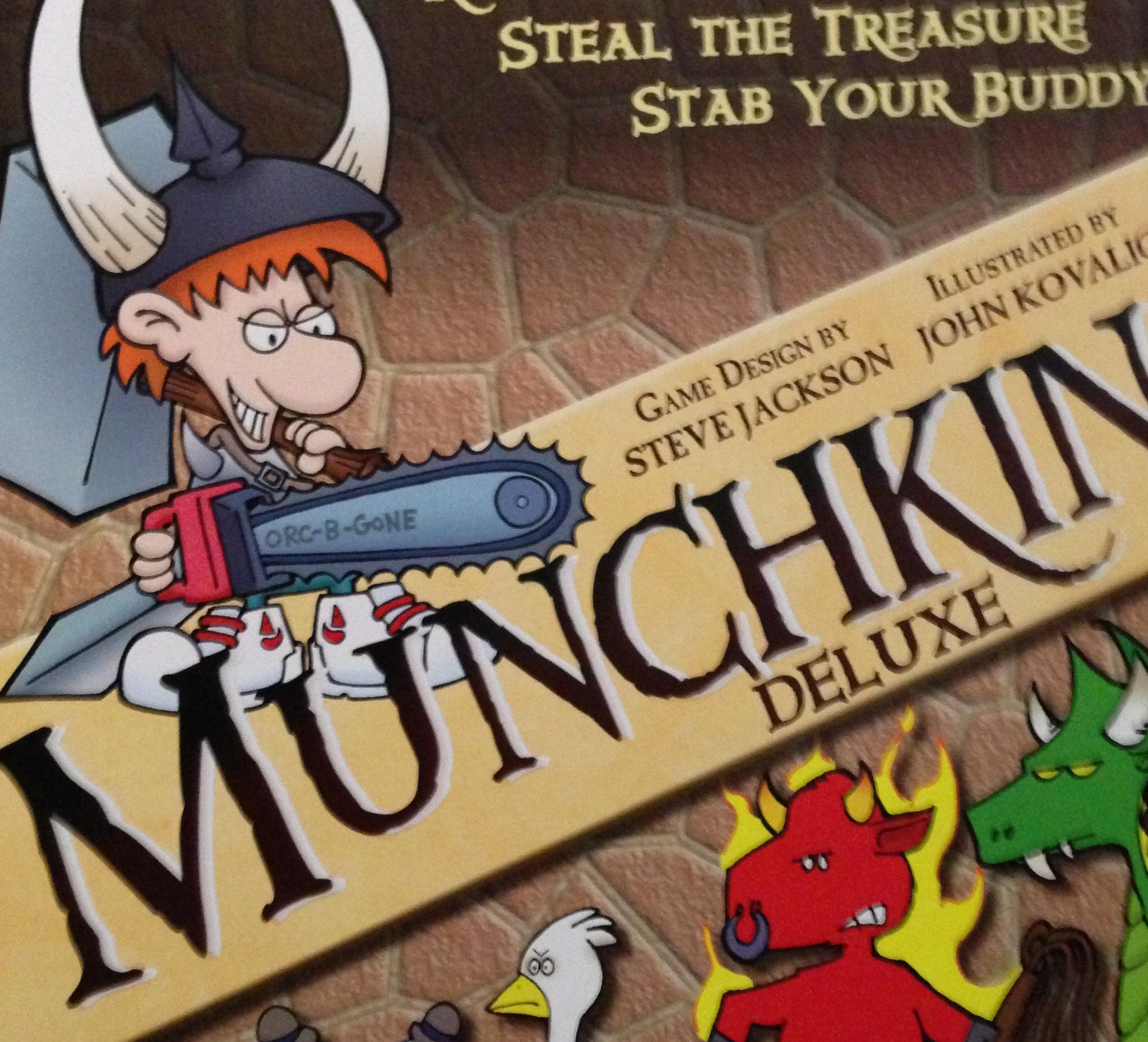 munchkind