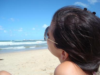 Sol en vacaciones