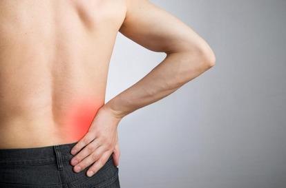 espalda baja riñones