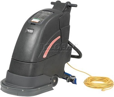 Electric Auto Floor Scrubber Commercial & Industrial Walk Behind Floor Scrubber Machine