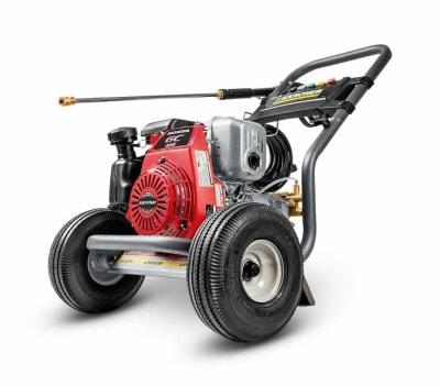KarcherG3000OHCommercial Diesel Gas Pressure Washer