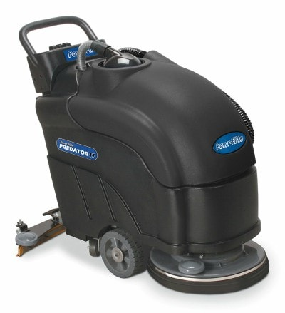 Powr-Flite Predator Commercial & Industrial Walk Behind Floor Scrubber Machine