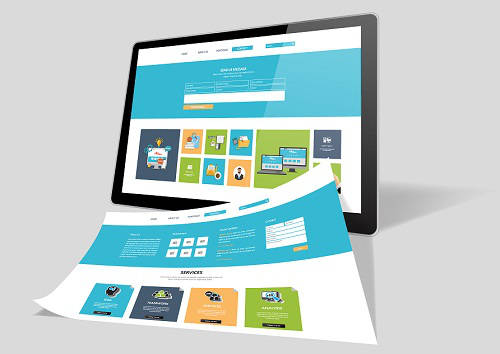 responsive seo friendly web design