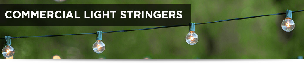 Patio Light Stringers