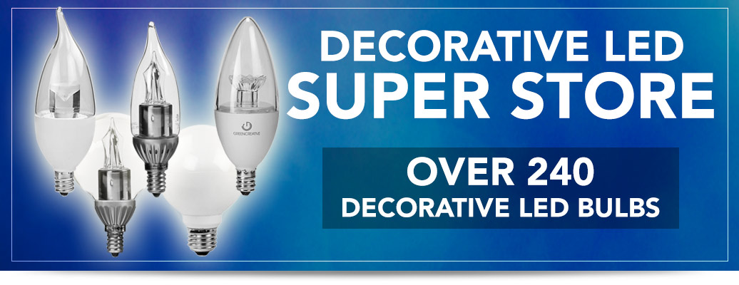 Huge Selection of Decorative LEDs