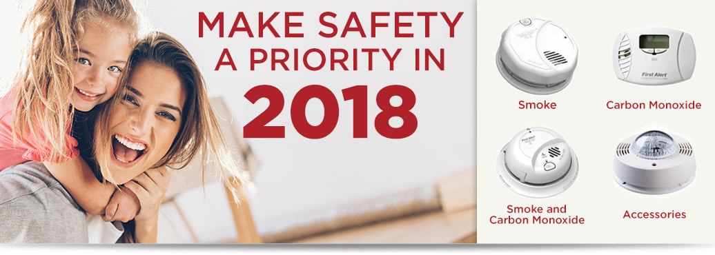 Make Safety a Priority in 2018