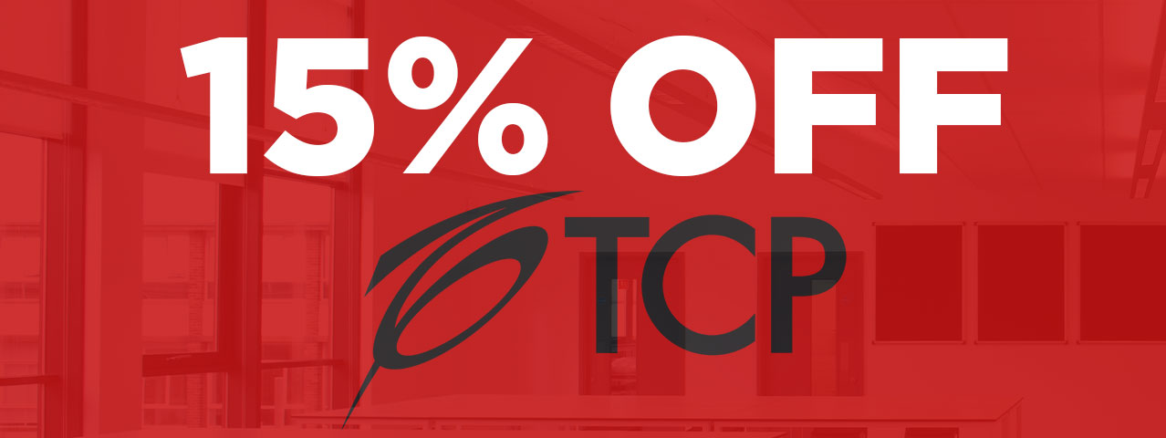 15% Off TCP Brand