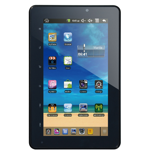 SELL OFF! NEW DEAL EVERY 30 MINS: 8GB Android 9″ Touchscreen Tablet w/ Android 4.0, 1.1GHz & Dual Cameras! for $129.99