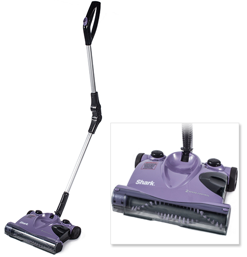Shark 2 Speed Cordless Sweeper W 12 Quot Motorized Brush