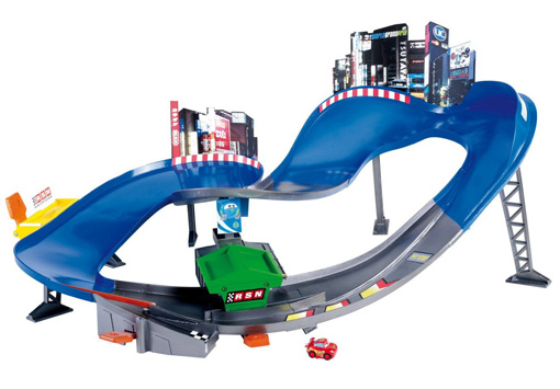 Disney Pixar's Cars Micro Drifters Super Speedway with Two Micro Drifter Cars! for $14.99