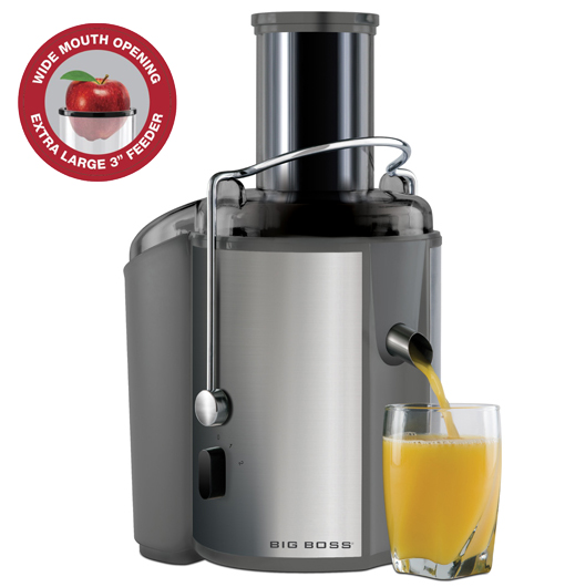 Big Boss 700-Watt Premium Blender w/ Large 3″ Diameter Mouth, 18,000 RPM, 2 Speeds, & Stainless Steel Blades! for $54.99