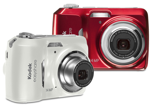 Kodak Easy Share 14.5 Megapixel Camera with 3″ Color LCD Display and 3X Optical/5X Digital Zoom! for $49.99