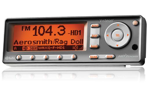 HD Car Radio