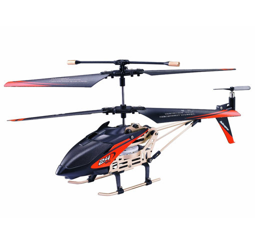 HammerHead Pro Series 3.5-Channel RC Helicopter w/ Built-In Gyro & Omnidirectional Flight Control! for $19.99