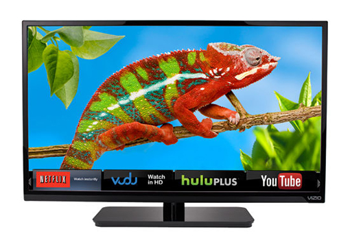 Vizio 32″ Smart LED HDTV w/ Wi-Fi, 720p HD, SRS StudioSound HD, Ambient Light Sensor, 2x HDMI, & USB! for $229.99
