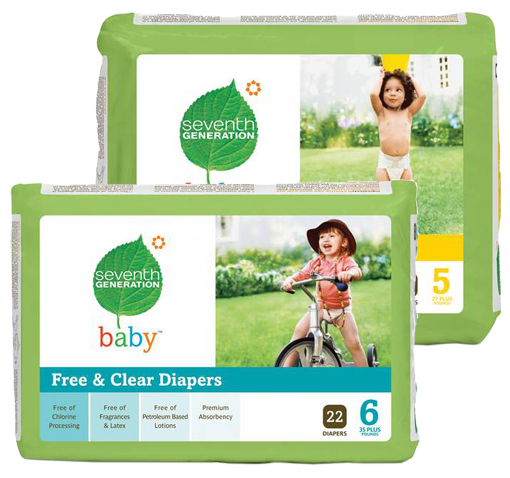 Fragrance Free Diapers