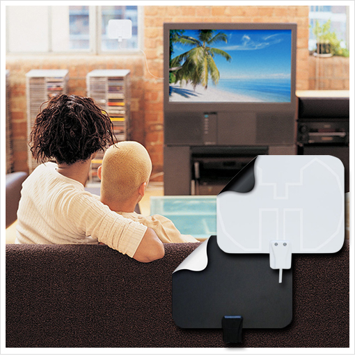 Winegard FlatWave Mini Indoor HDTV Antenna – Receive Over the Air HDTV, No Contract Required! for $19.99