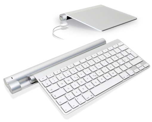 Mobee Technology Magic Bar – Inductive Charger for Apple Bluetooth Keyboard & Magic Trackpad! for $11.99