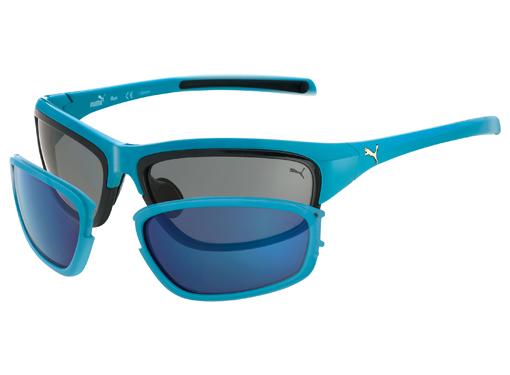 PUMA Blue Unisex