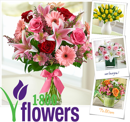 Celebrate Mothers Day with 50% Off 1-800 Flowers.com Sitewide – $15.00 for $30.00 of 1-800 Flowers Products! for $15.00