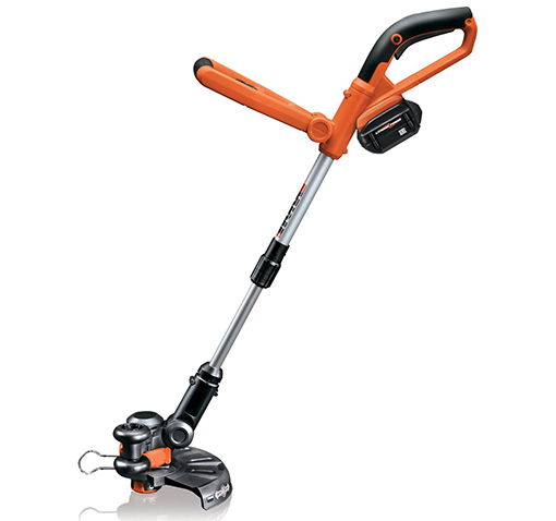 WORX WG165 10″ Cordless Grass Trimmer & Edger w/ 24V Lithium Ion Battery, Telescoping Head & Adjusting Handle! for $99.9…