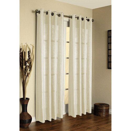 Christina Collection Voile Panels with Grommets