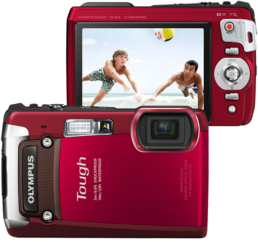 Olympus Tough 12MP
