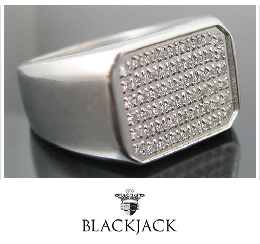 BlackJack Ring Size