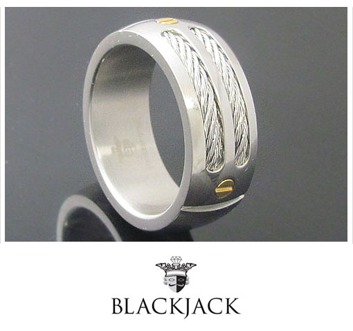BlackJack Cable Ring Size