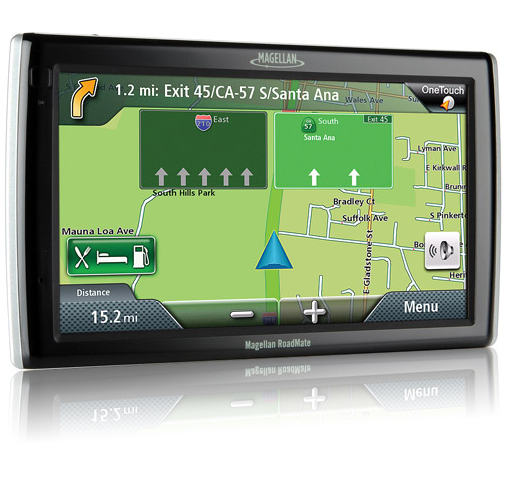 "Roadmate 7"" Portable GPS"