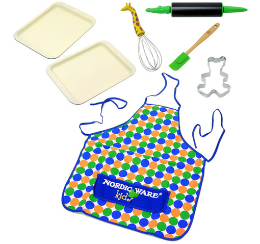 Nordic Ware Kid's Bake Set